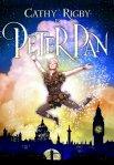 Cathy Rigby is PeterPan
