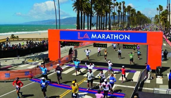2012 Honda LA Marathon