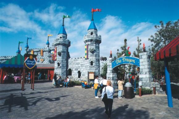Legoland CA Castle