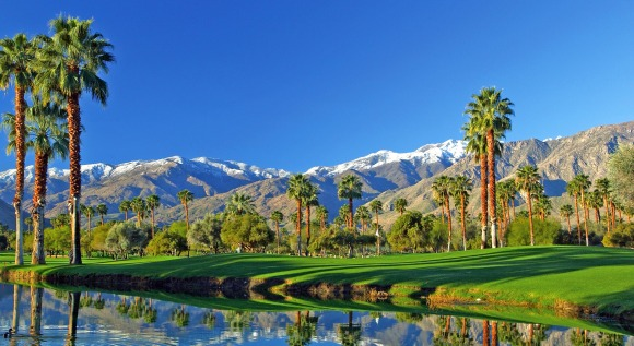 Mesquite Golf Club In Palm Springs CA