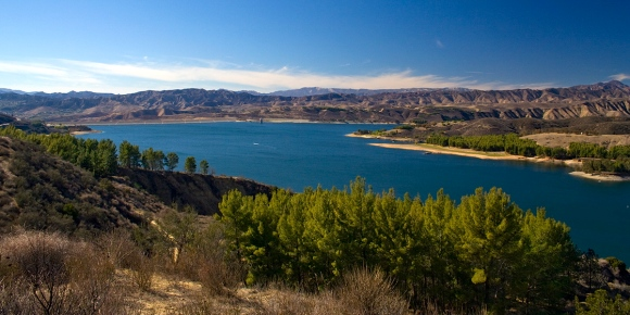 Castaic-Lake