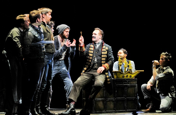 Peter and the Starcatcher Photo 6