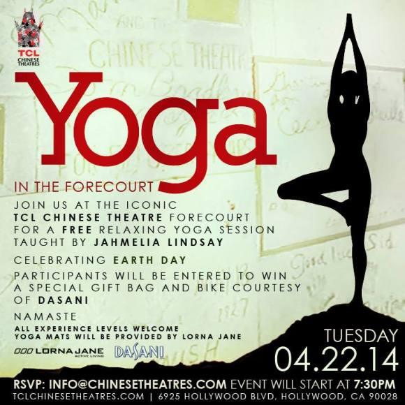 yoga handh