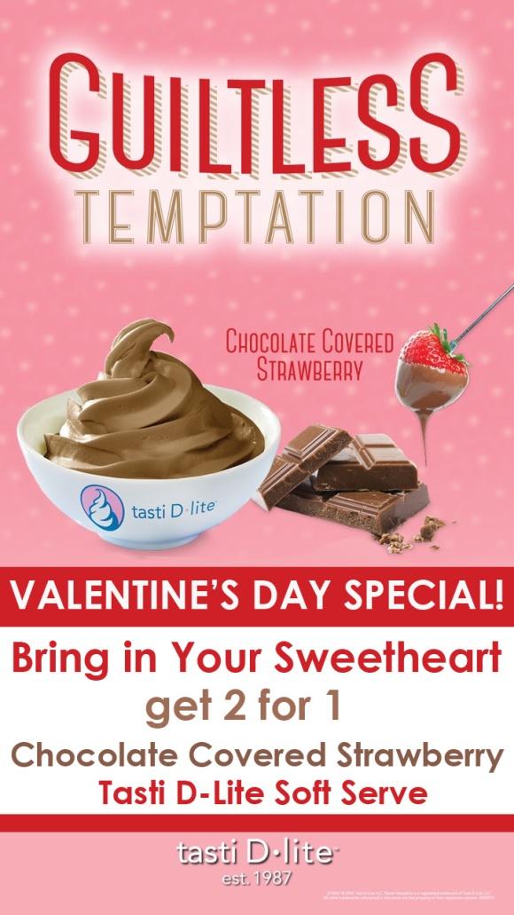 Tasti D Lite National Chocolate Lovers Month